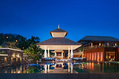 Anantara Resort and Spa Phuket Layan, Thailand