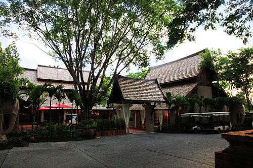 Four Seasons Resort Chiangmai, Thailand