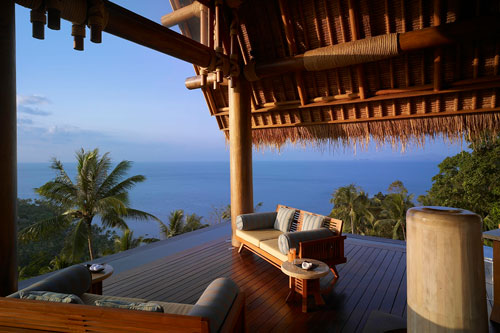 Four Seasons Resort Samui, Thailand