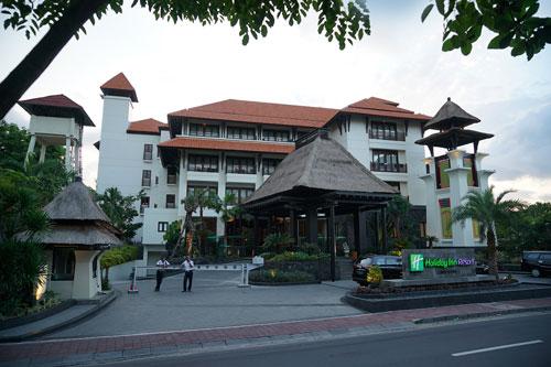 Holiday Inn Resort Bali Benoa, Indonesia