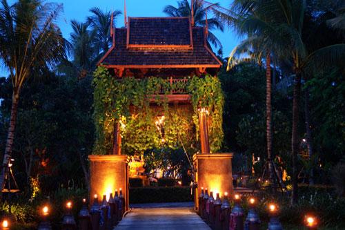 Anantara Resort and Spa Samui, Thailand