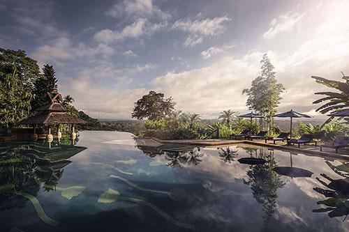 Anantara Resort and Spa Chiangrai, Thailand