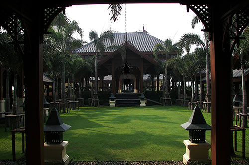 The Royal Residences Clubhouse, Thailand