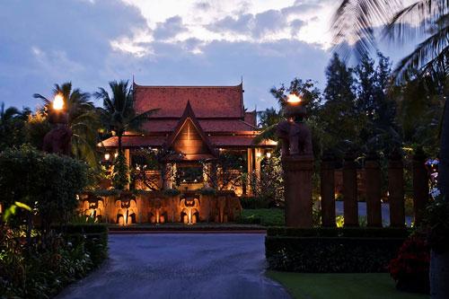 Anantara Resort&Spa Hua Hin, Thailand