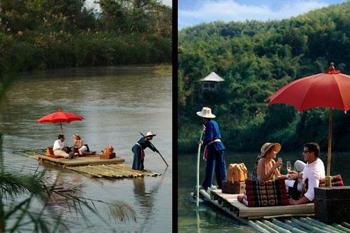 Four Seasons Tented Camp Chiangrai, Thailand