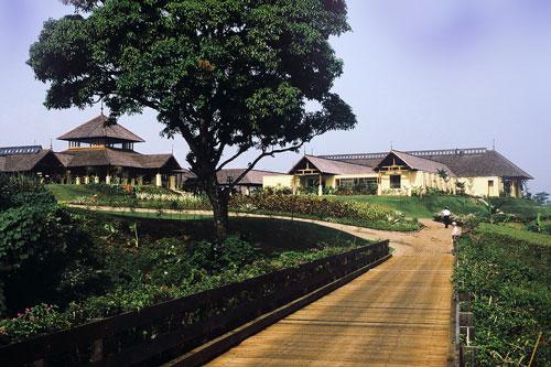 Bogor Golf Clubhouse, Bogor, Indonesia