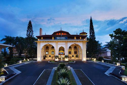 Novotel Bukittinggi, Indonesia